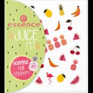 Наклейки для ногтей Juice it! Еssence 01 easy peasy lemon squeezy: фото