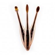 Набор кистей для макияжа глаз MakeUp Revolution Precision Eye Set: фото