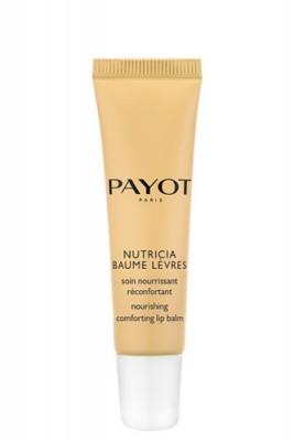 Бальзам для губ комфортный питательный с олео-липидным комплексом Payot Nutricia 15 мл: фото
