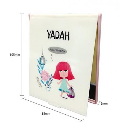 Зеркало YADAH Folding mirror picnic: фото