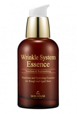 Эссенция антивозрастная с коллагеном THE SKIN HOUSE Wrinkle system essence 50мл: фото