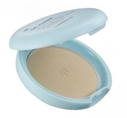 Пудра компактная THE FACE SHOP Oil Clear Smooth & Bright Pact SPF30 №N203 Natural Beige: фото