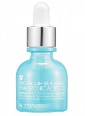 Сыворотка с гиалурновой кислотой MIZON Original Skin Energy Hyaluronic Acid 100: фото