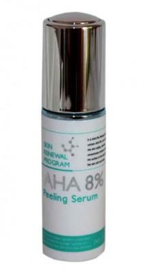 Сыворотка с фруктовыми кислотами MIZON AHA&BHA 8% Peeling Serum 40мл: фото