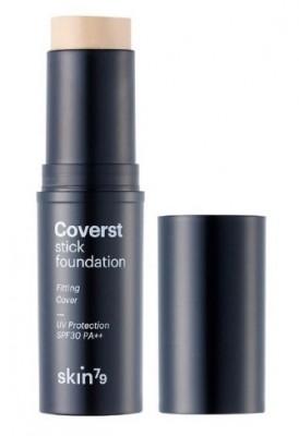 Тональная основа-стик SKIN79 Coverst stick foundation SPF30 11,5г: фото