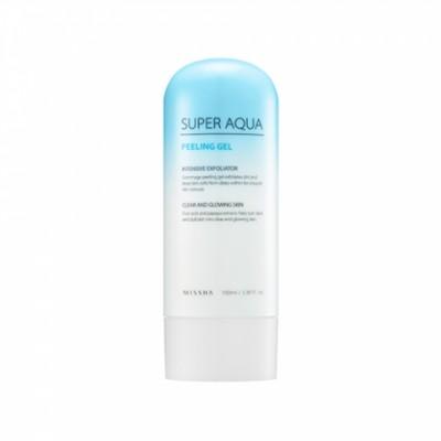 Пилинг-гель для лица MISSHA Super Aqua Peeling Gel: фото