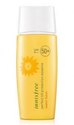 Солнцезащитная освежающая эссенция INNISFREE Perfect UV Protection Essence Water Base SPF50: фото