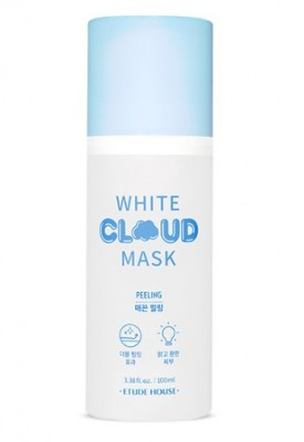 Маска-пилинг пузырьковая ETUDE HOUSE White Cloud Mask Peeling: фото
