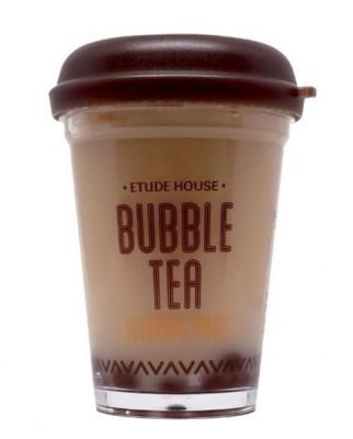 Маска ночная с экстрактом черного чая ETUDE HOUSE Bubble Tea Sleeping Pack Black Tea: фото