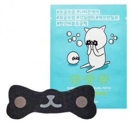 Патчи для носа очищающие ETUDE HOUSE Bubble Pore Cleasing Patch: фото