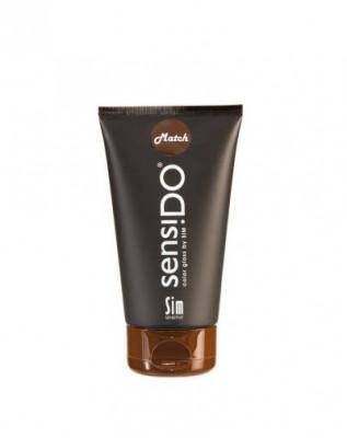 Оттеночный бальзам SIM SENSITIVE SensiDo Match интенсивно коричневый 150 мл: фото