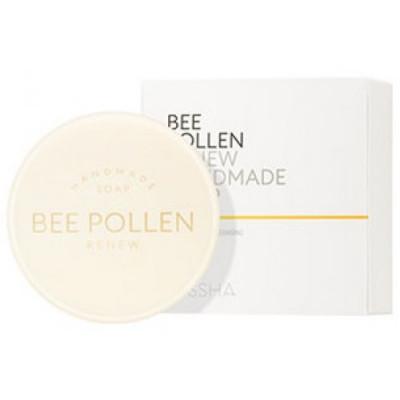 Мыло MISSHA Bee Pollen Renew Handmade Soap 100г: фото