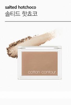 Румяна для лица MISSHA Cotton Contour Salted Hotchocol: фото