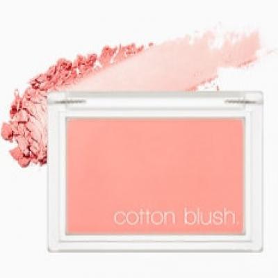 Румяна для лица MISSHA Cotton Blusher My Candy Shop: фото