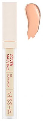 Консилер для лица MISSHA Cover Maestro Tip Concealer Accento: фото