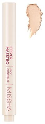 Консилер для лица MISSHA Cover Maestro Stick Concealer №22/Forte: фото