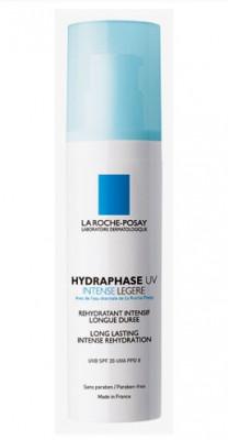 Флюид увлажняющий для жирной кожи SPF20 La Roche-Posay Hydraphase UV INTENSE LEGERE 50мл: фото