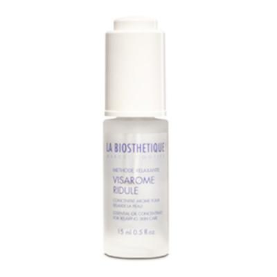 Масла эссенциальные для релаксации чувствительной кожи La Biosthetique Relaxante Visaromes Ridules 15мл: фото