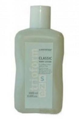 Лосьон для химической завивки трудно поддающихся волос La Biosthetique TrioForm Сlassic S 1000 мл: фото