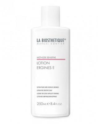 Лосьон для чувствительной кожи головы La Biosthetique Ergines E 100мл: фото