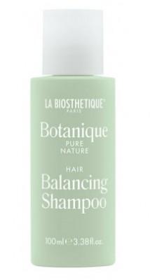 Шампунь для чувствительной кожи головы без отдушки La Biosthetique Botanique Pure Nature Balancing Shampoo 100мл: фото