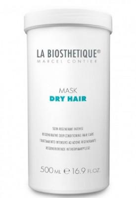 Маска глубоко восстанавлявающая для сухих волос La Biosthetique Dry Hair Mask 500мл: фото