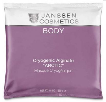 Маска-лифтинг охлаждающая альгинатная моделирующая АРКТИК Janssen Cosmetics Cryogenic Alginate Arctic 150г: фото