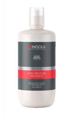 Маска Кератиновое Восстановление Indola Kera Restore Treatment 750 мл: фото