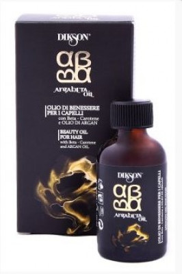 Масло для ухода за всеми типами волос Dikson ARGABETA OIL 30 мл: фото