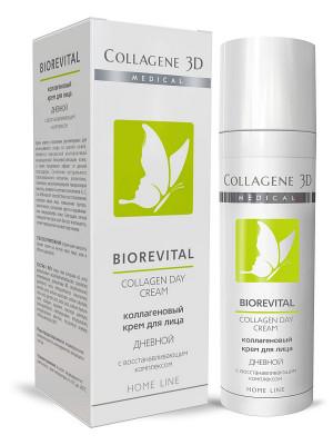 Крем с восстанавливающим комплексом Collagene 3D REVITAL LINE 30 мл: фото