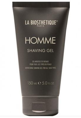 Гель для бритья для всех типов кожи La Biosthetique Shaving Gel 150 мл: фото