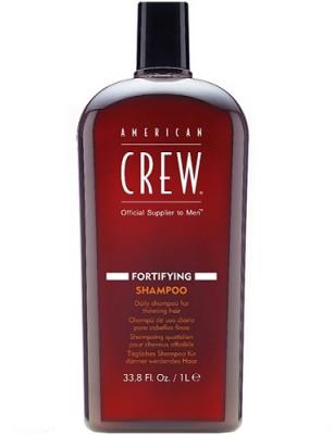 Шампунь укрепляющий для тонких волос American Crew FORTIFYING SHAMPOO 1000мл: фото