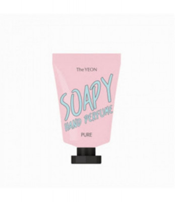 Крем для рук парфюмированный Theyeon Soapy Hand Perfume [Pure] 30мл: фото