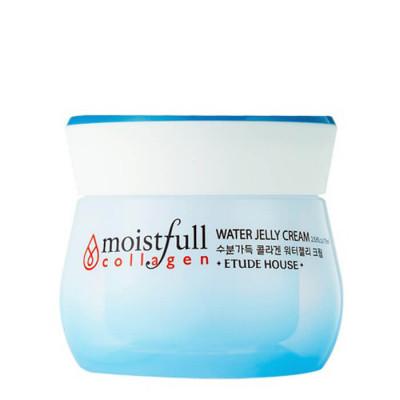 Крем-гель для лица увлажняющий с коллагеном ETUDE HOUSE Moistfull Collagen Water Jelly Cream 75мл: фото