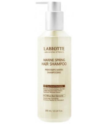 Шампунь для волос Labiotte MARINE SPRING HAIR SHAMPOO 300мл: фото