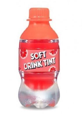 Тинт для губ ETUDE HOUSE Soft Drink Tint #OR201 Grapefruit Fantasy: фото