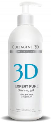 Гель очищающий для лица Collagene 3D EXPERT PURE 500 мл: фото