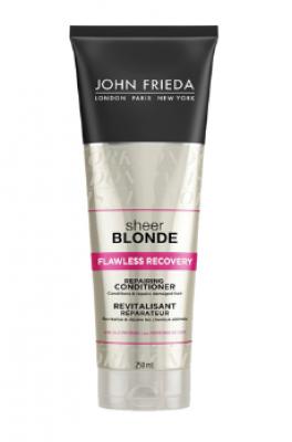 Восстанавливающий кондиционер для окрашенных волос John Frieda Sheer Blonde FLAWLESS RECOVERY 250 мл: фото