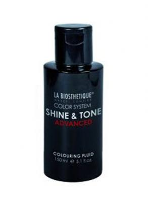 Краситель для процедуры биоламинирования прямой тонирующий La Biosthetique Shine&Tone Advanced /67 Mahogany/Violet 150мл: фото