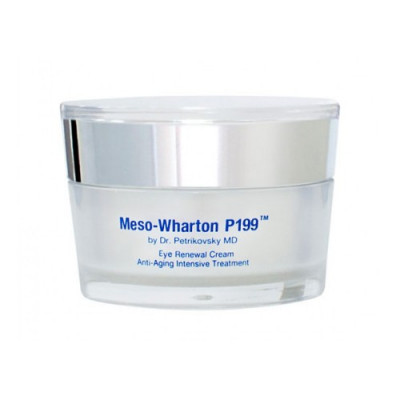 Крем для век омолаживающий Premierpharm Meso-Wharton P199тм Eye Renewal cream 15г: фото