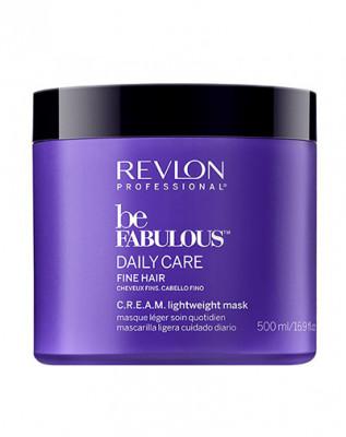Маска ежедневный уход для тонких волос Revlon Professional BF D. FINE CREAM MASK 500мл: фото