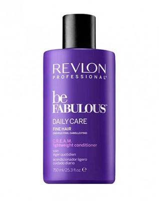Кондиционер ежедневный уход для тонких волос Revlon Professional BF D FINE CREAM CONDITIONER 750мл: фото