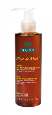 Очищающий гель для лица для снятия макияжа Nuxe, Reve De Miel 200 мл: фото