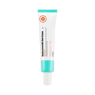 Солнцезащитный крем для лица с мадекассосидом A'PIEU Madecassoside Sun Cream 40 гр: фото