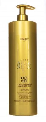 Шампунь для окрашенных волос с кератином Dikson Shampoo ARGABETA UP Capelli Colorati 1000мл: фото