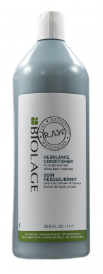 Кондиционер ребаланс Matrix Biolage R.A.W. Rebalance scalp oil 1000мл: фото