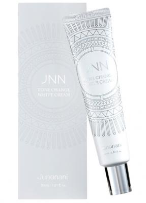 Крем для лица осветляющий JUNGNANI JNN TONE CHANGE WHITE CREAM 30мл: фото