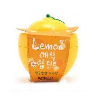 Тинт для губ лимон Baviphat Urban Dollkiss Lemon Magic Lip Tint 6г: фото