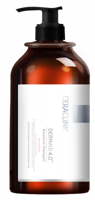 Шампунь для волос РАСТИТЕЛЬНЫЙ EVAS CERACLINIC Dermaid 4.0 Botanical Shampoo 1000 мл: фото