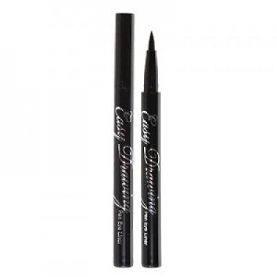 Карандаш для глаз Baviphat Urban Dollkiss Magic Girls Easy Drawing Pen Eyeliner 0,85г: фото